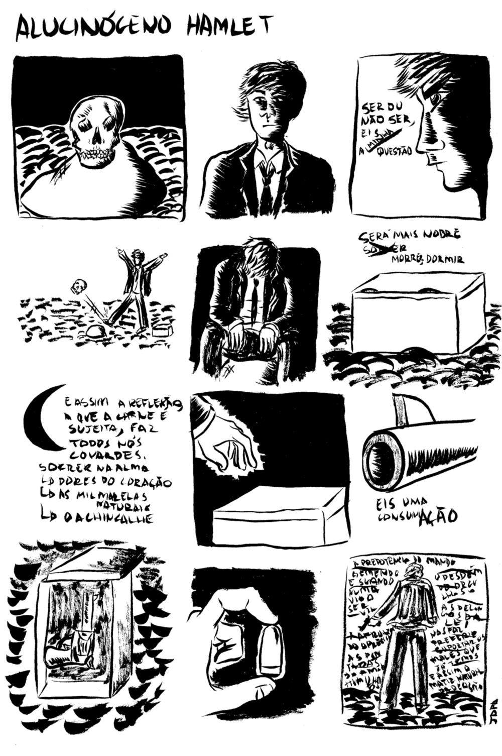 Vidro Embaçado - Página para o projeto Vidro Embaçado - 2012.