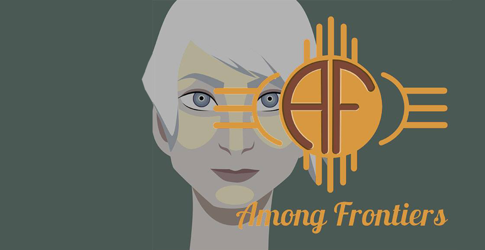 Tamys Portfolio - Among Frontiers Banner