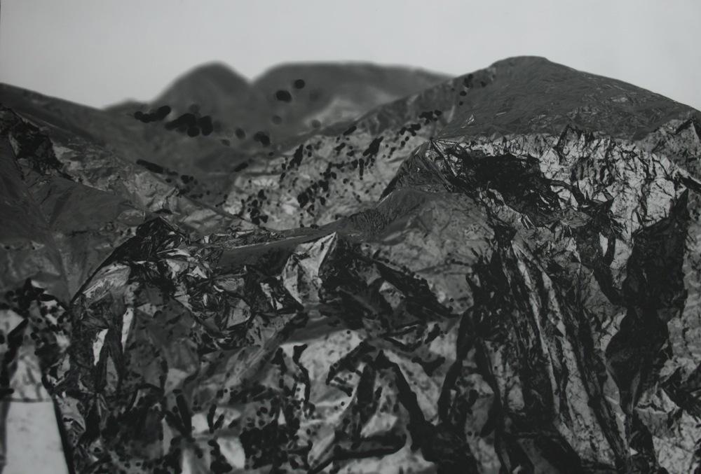 Pedro Wainer - 50 x 60 cm. Exposición directa sobre gelatina de plata. Impresión Única. (2011)