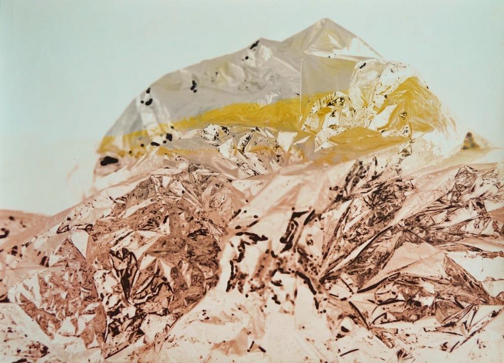Pedro Wainer - 18 x 24 cm. Exposición directa sobre papel de bromuro, virado al cobre y a la plata. Copia Única. (2012)