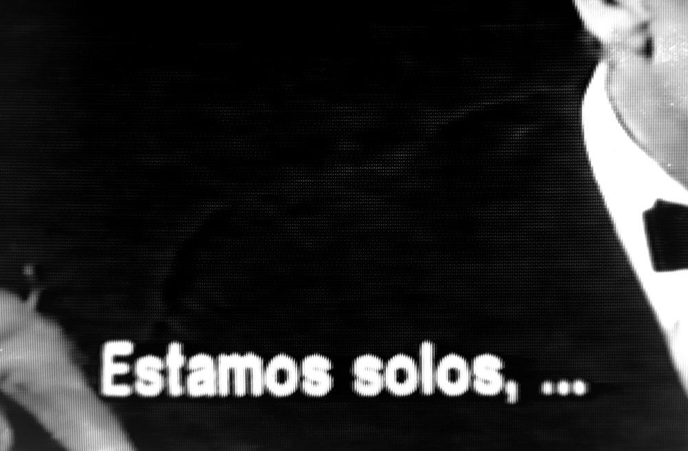 Pedro Wainer - Estamos. 70 x 100 cm. Impresión en gelatina de plata, copia única. (2018)