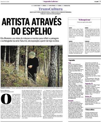 edu monteiro - O Globo