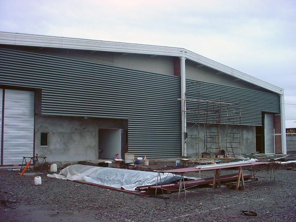 CORPUS AADC - Bodegas Industriales - JAR 10150