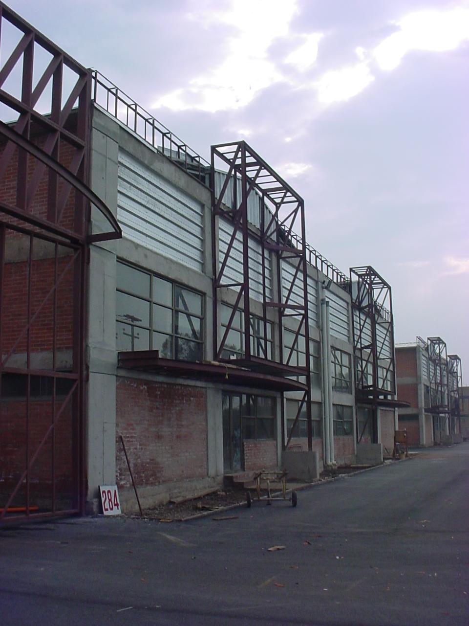 CORPUS AADC - Bodegas Industriales - Norte Bueno