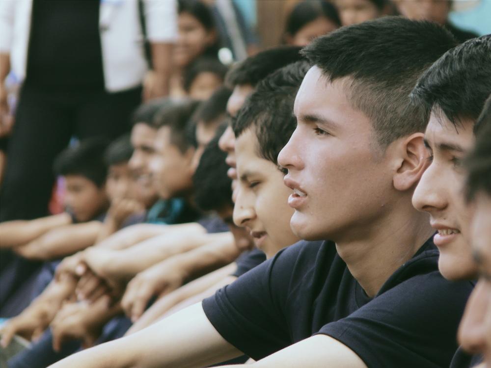 Danny Salas - Comunidad de niños sagrada familia