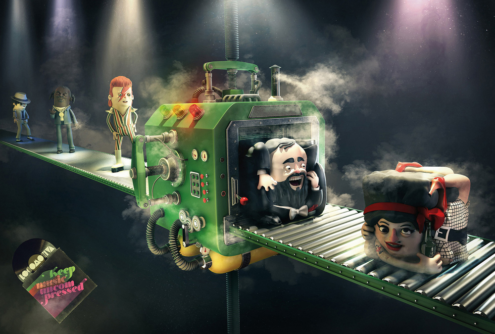 Roberto Jun Nakashima J U N A K A - Locomotiva Discos